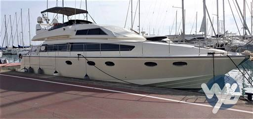 Posillipo Technema 55 Motor yacht
