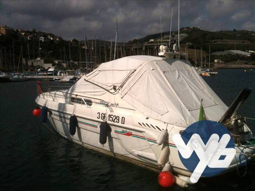 Sealine 360 s Motor boat used for sale
