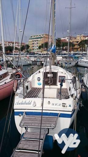 Contest Yacht 29 Barca a vela usata in vendita