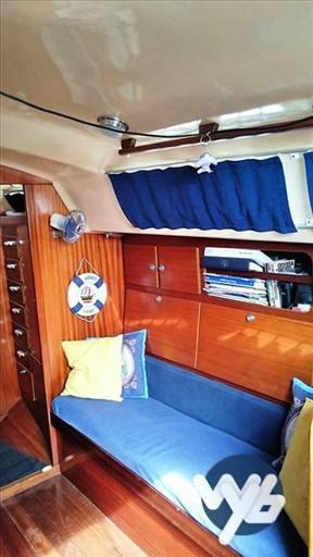 Contest Yacht 29 barca a vela