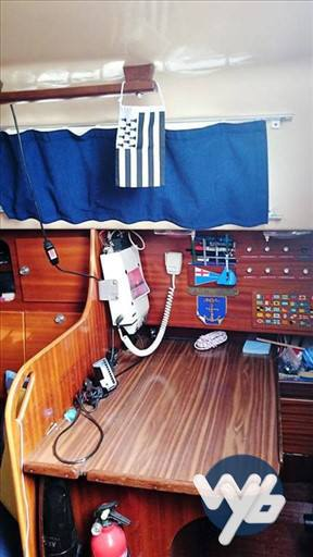 Contest Yacht 29 Vela usato