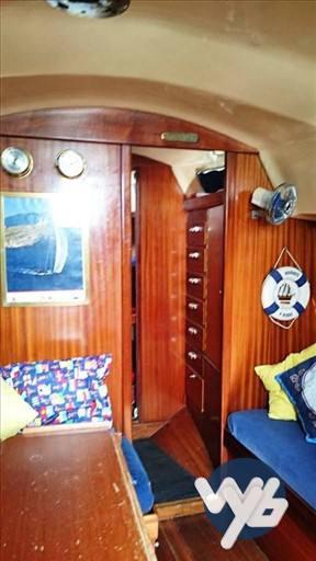 Contest Yacht 29 0