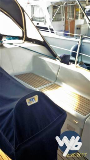 Jeanneau Sun odyssey 40 barca a vela