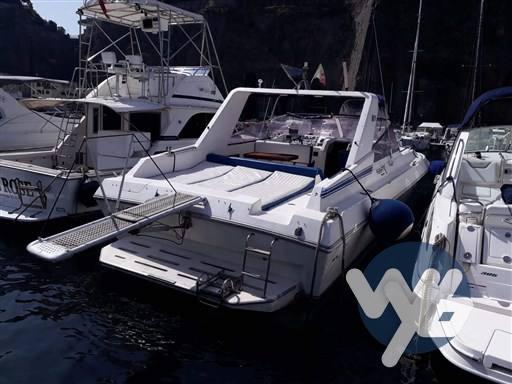 Bruno Abbate Primatist 42 Yacht à moteur