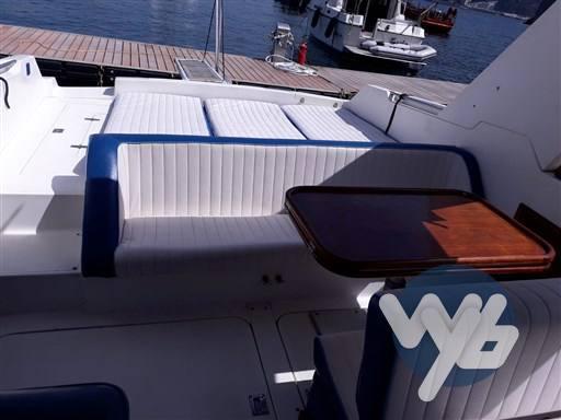 Bruno Abbate Primatist 42 bateau à moteur