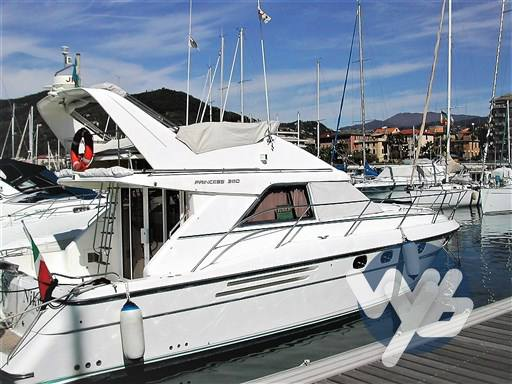 Marine Projects Princess 388 Motor boat used for sale