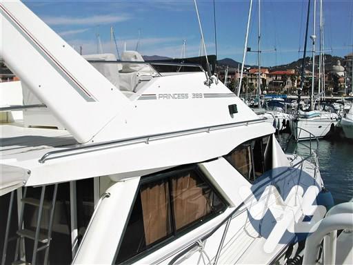 Marine Projects Princess 388 Motor yacht