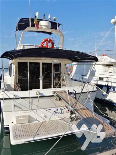 Marine Project Princess 410 fly Barca a motore usata in vendita