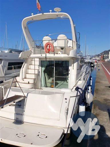 Sea Ray Boats 480 sedan bridge Exterior