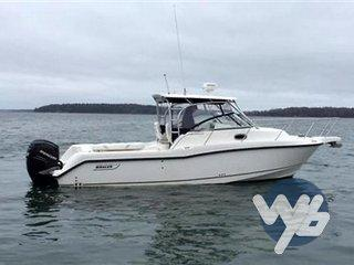 Boston Whaler 28 conquest USATA