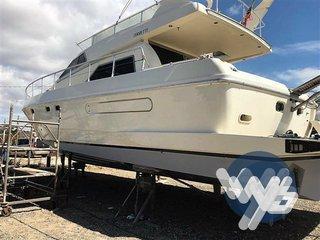 Ferretti Yachts 45 fly USATA