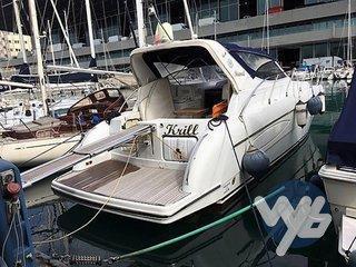 Raffaelli Yachts Shamal 40