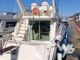 Sea Ray 480 sedan bridge USATA
