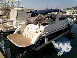Sunseeker Maritinique 39