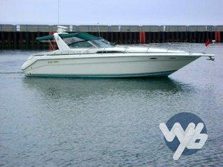 Sea ray 350 express