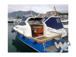 Portofino marine 750 spyder