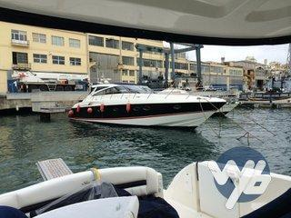 Marine projects Princess v 58