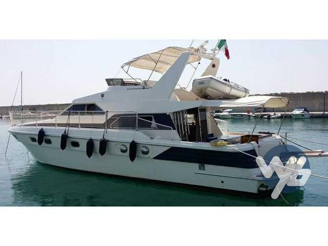 Benetti Colvic delfino 53
