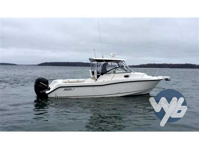 Boston Whaler 28 conquest