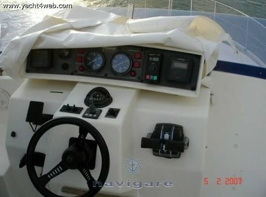 Birchwood Ts 44 barca a motore