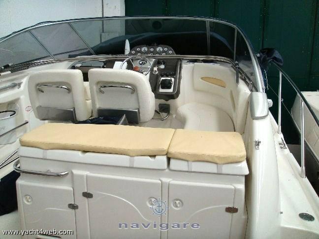 Cranchi Pelican Barca a motore usata in vendita