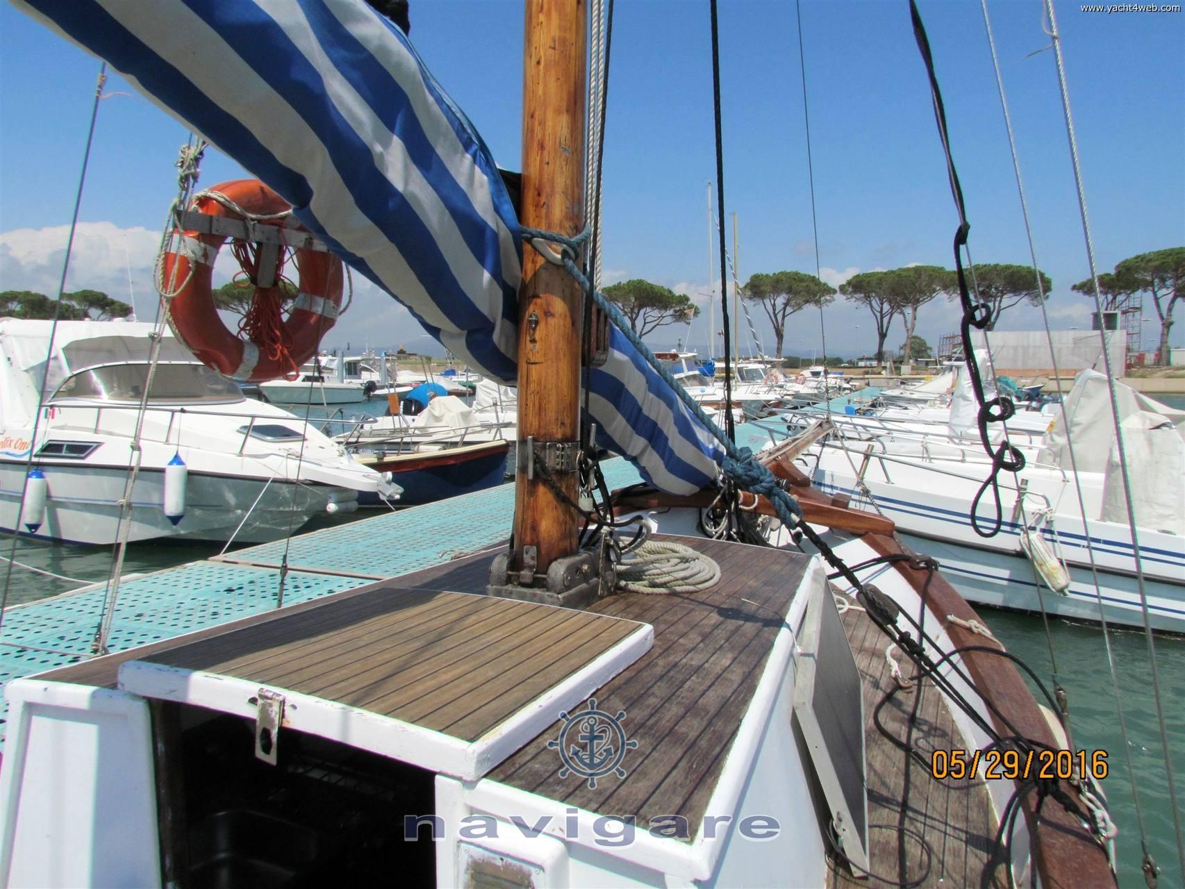 Galeazzi Palinuro barca a vela