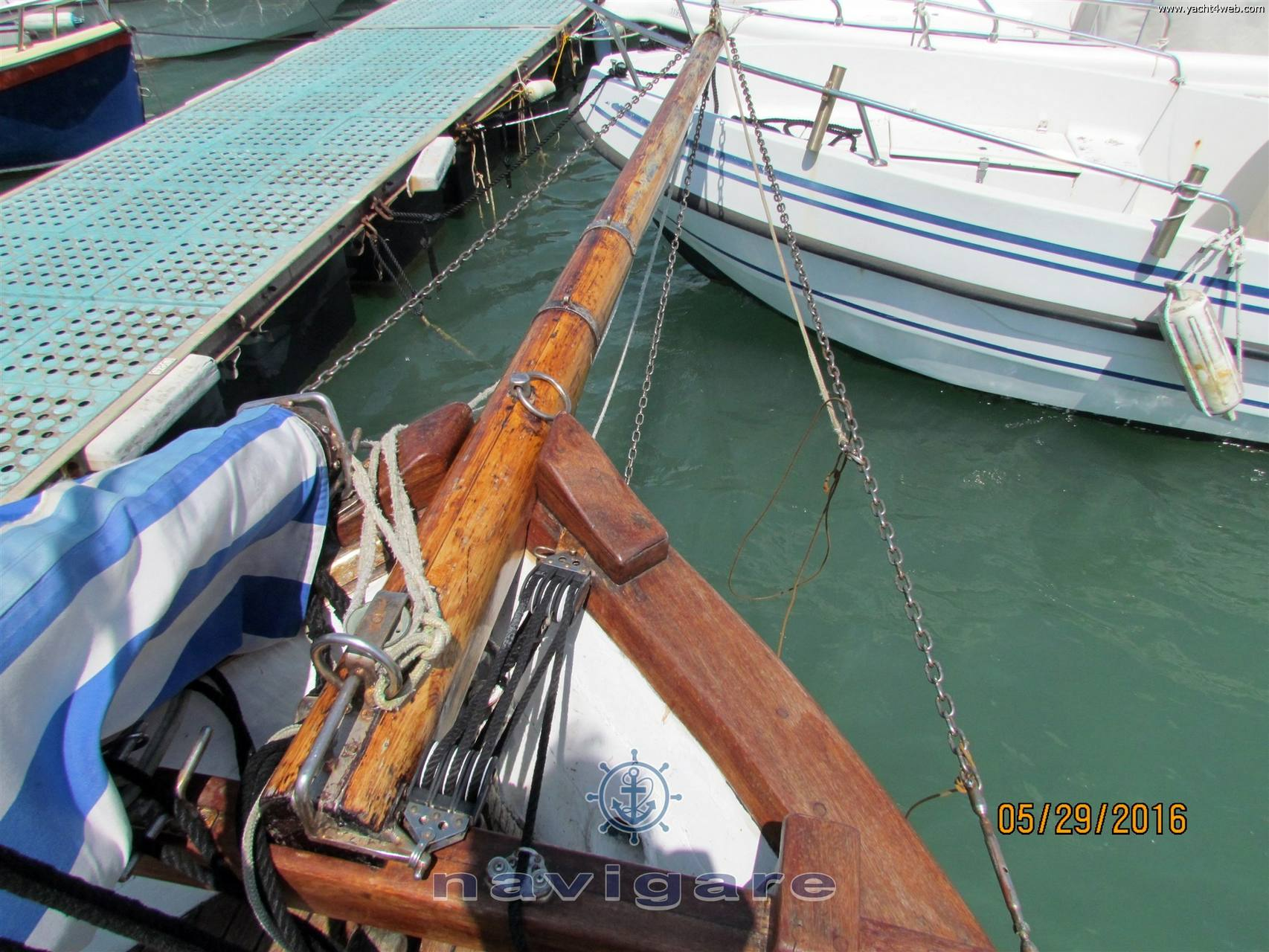 Galeazzi Palinuro Barca a vela usata in vendita