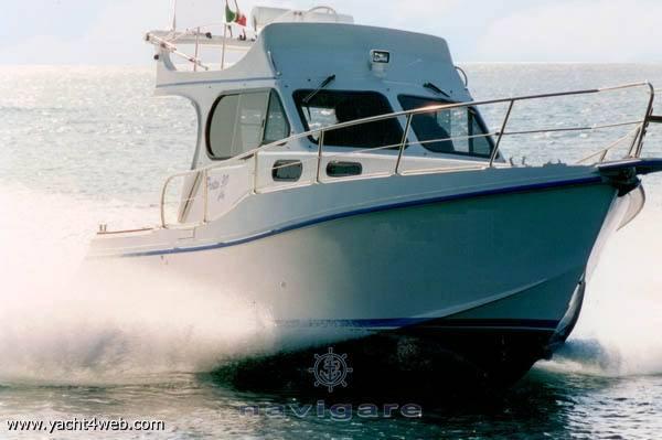 Ala Blu New proteo 30 fly Motor yacht