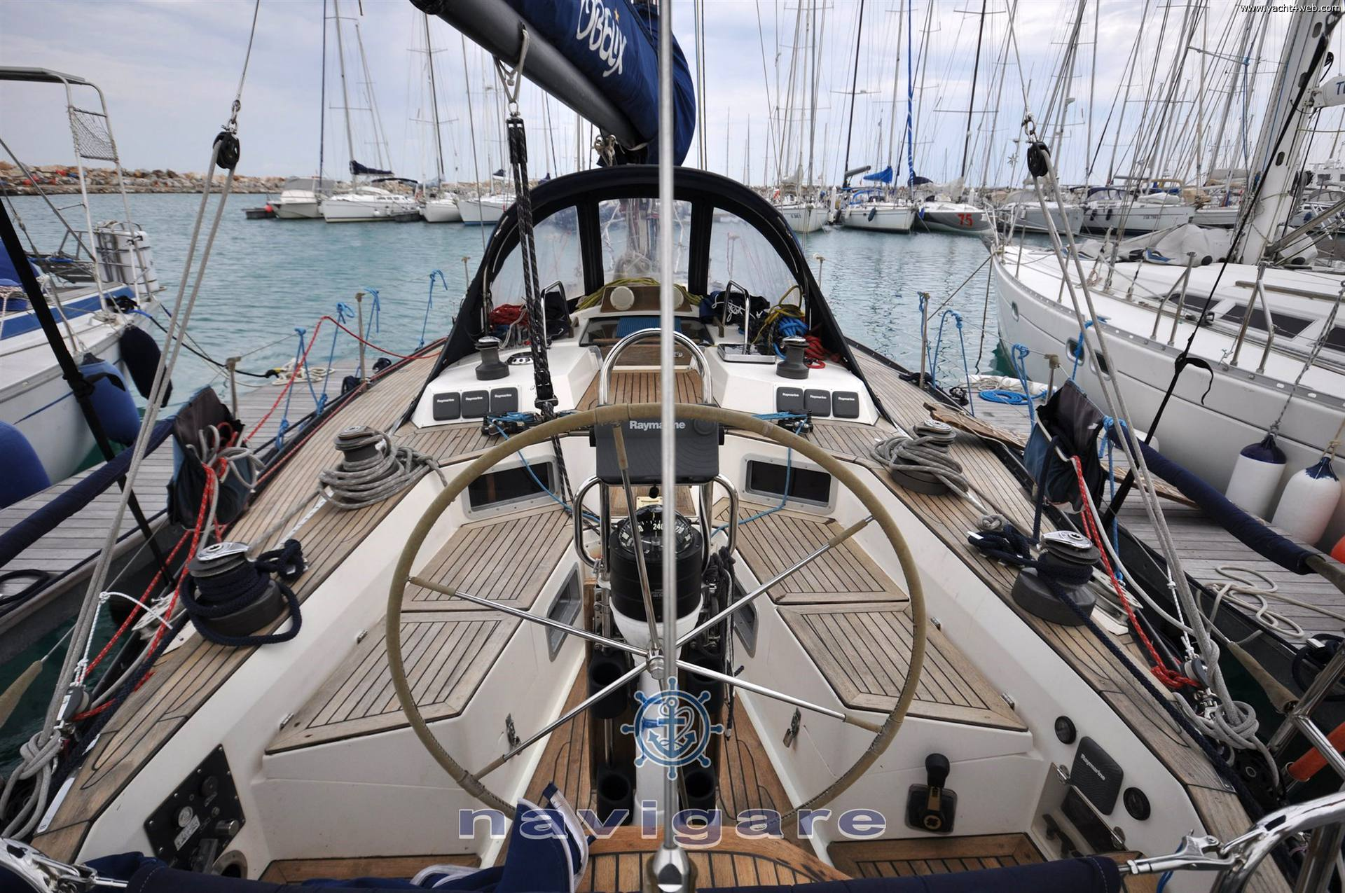 Baltic Yachts Baltic 38 dp Sailing boat used for sale