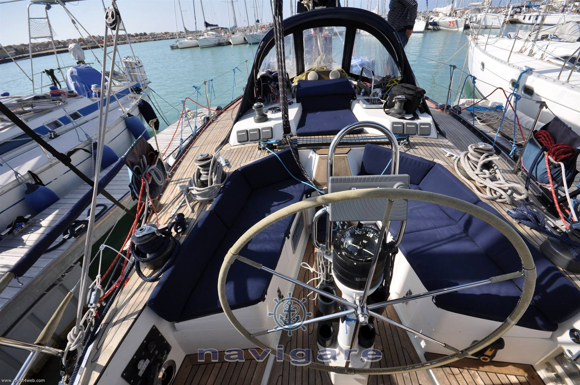 Baltic Yachts Baltic 38 dp Sail cruiser