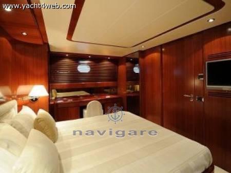 Sanlorenzo Sl 72 motor boat