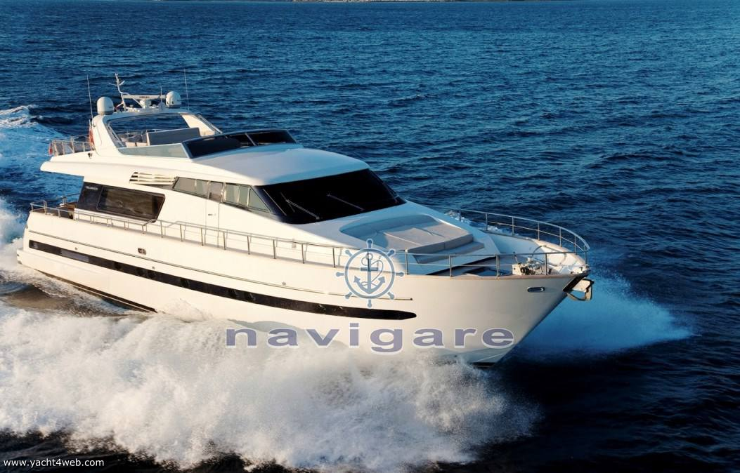 Sanlorenzo Sl 72 Motor yacht used