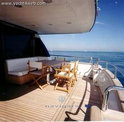 Sanlorenzo Sl 72 Motor boat used for sale