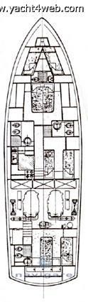 Cantieri di Pisa Akhir 18 fly 使用