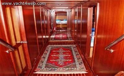 Sibel sultan Caicco turco Sailing boat used for sale