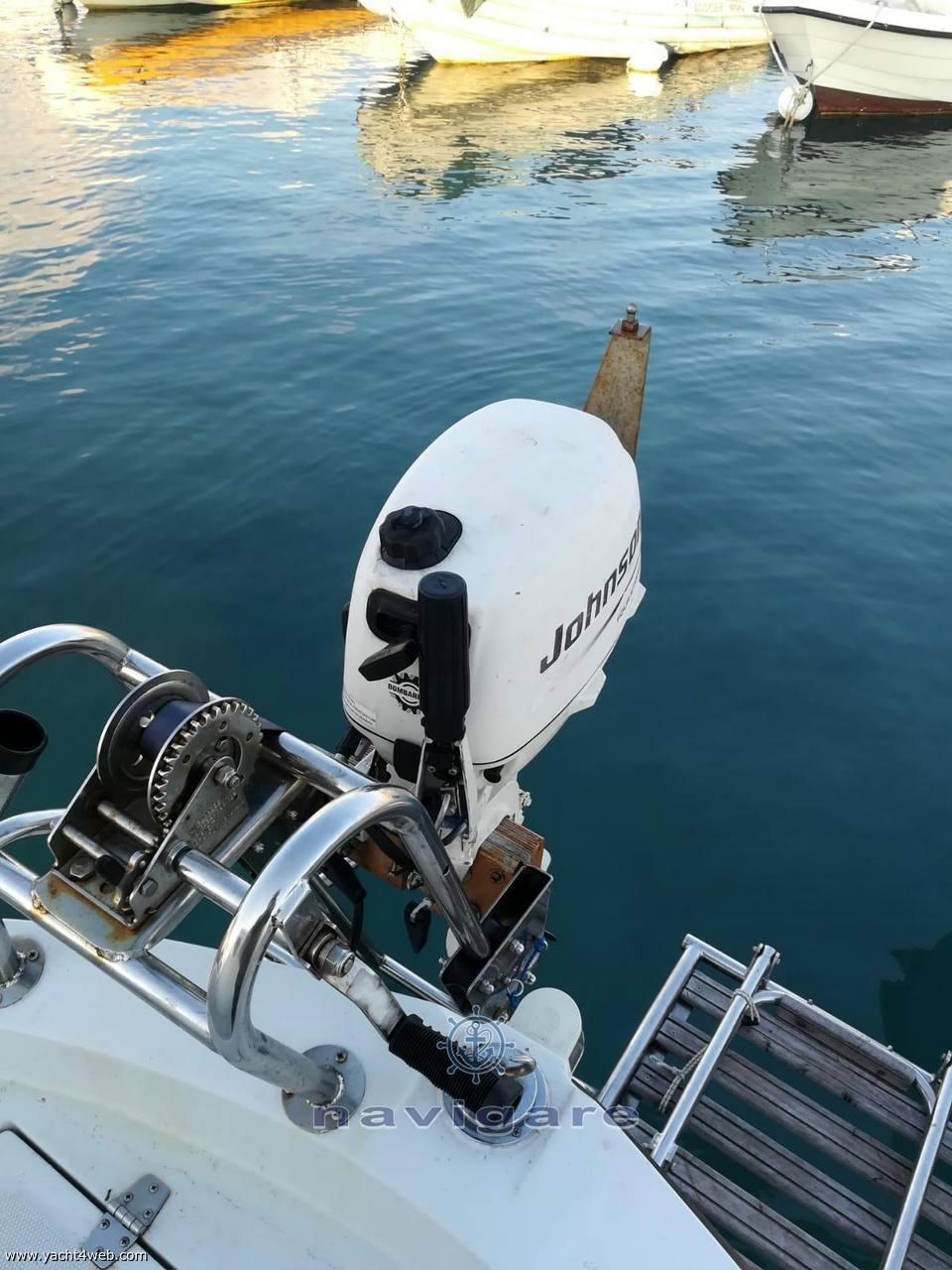 Ala Blu Proteo 23 Barca a motore usata in vendita