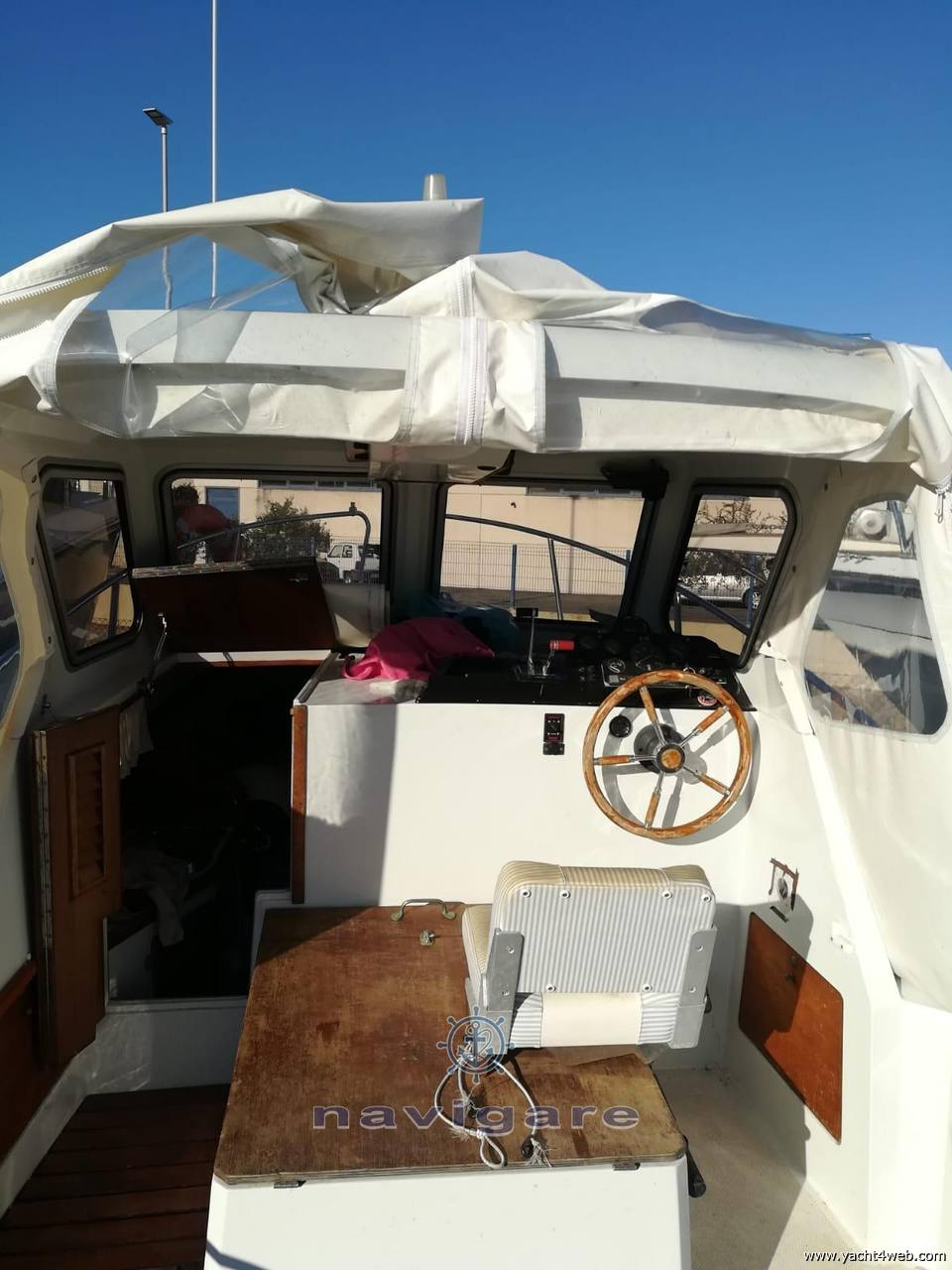Ala Blu Proteo 23 Motoryacht