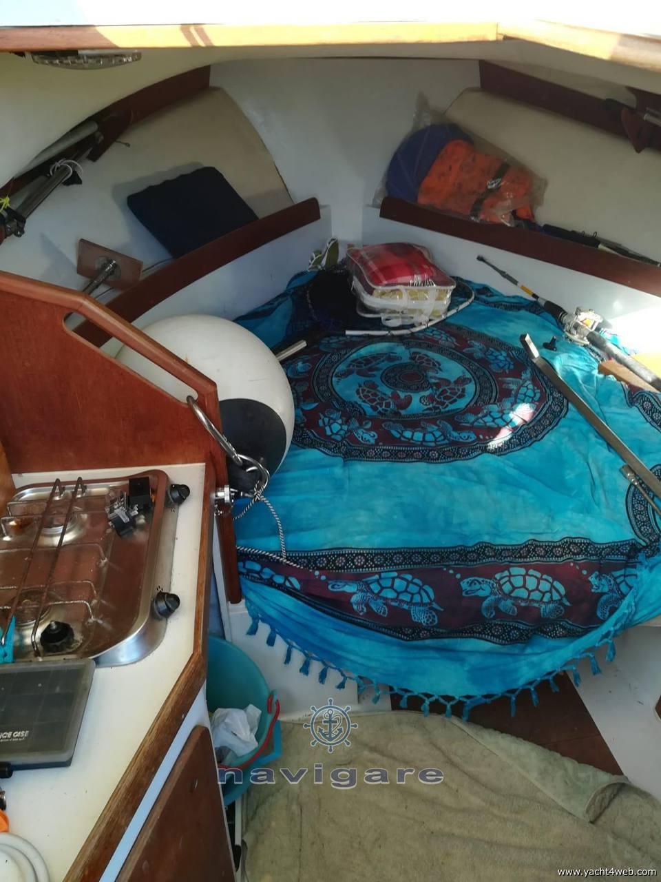 Ala Blu Proteo 23 Motoryacht usato
