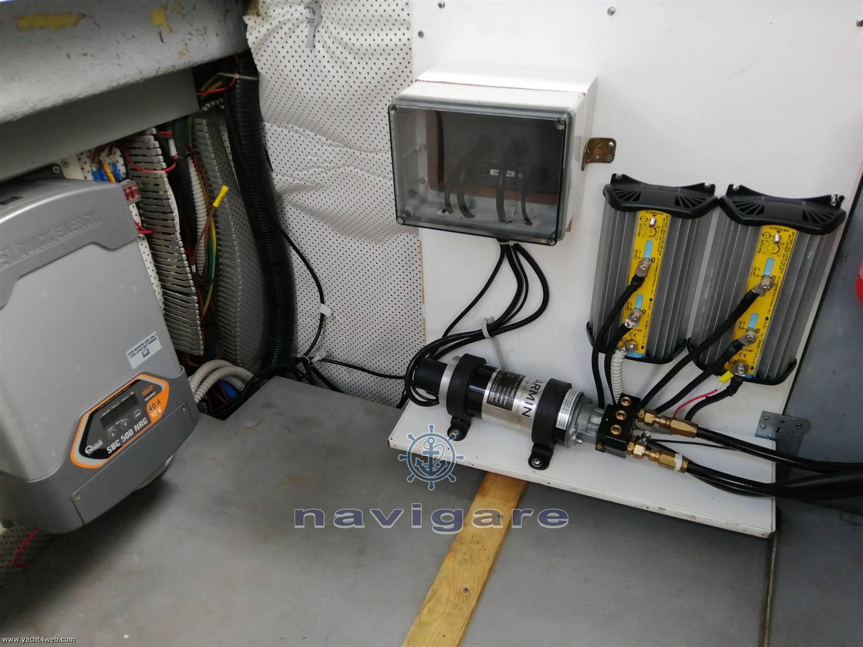 Innovazioni e Progetti Mira 40 Barca a motore usata in vendita