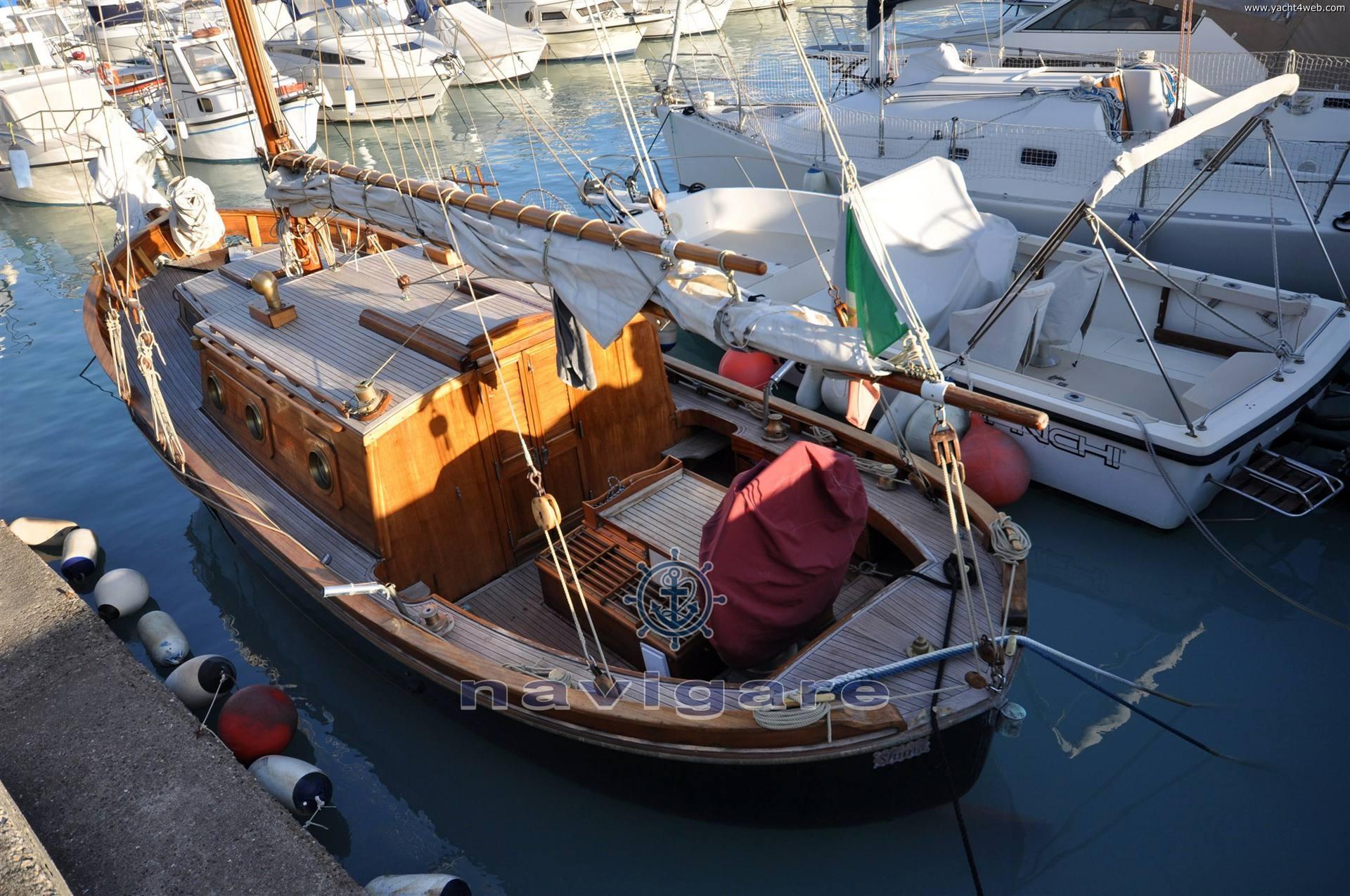 Bianchi e Cecchi Cutter Barca a vela usata in vendita
