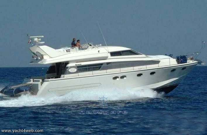 POSILLIPO Technema 55 Motor boat used for sale