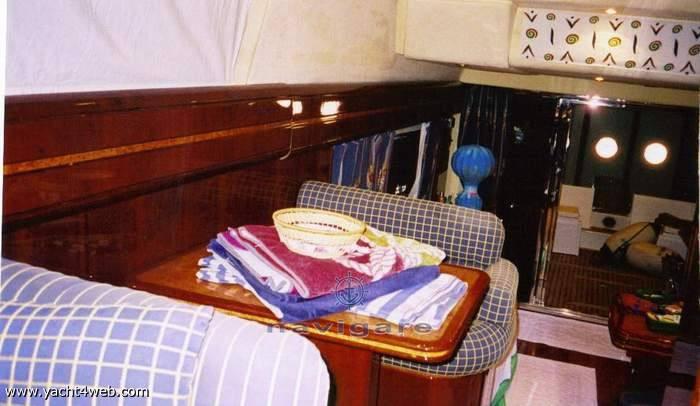 POSILLIPO Technema 55 motor boat