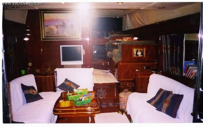POSILLIPO Technema 55 Motor yacht