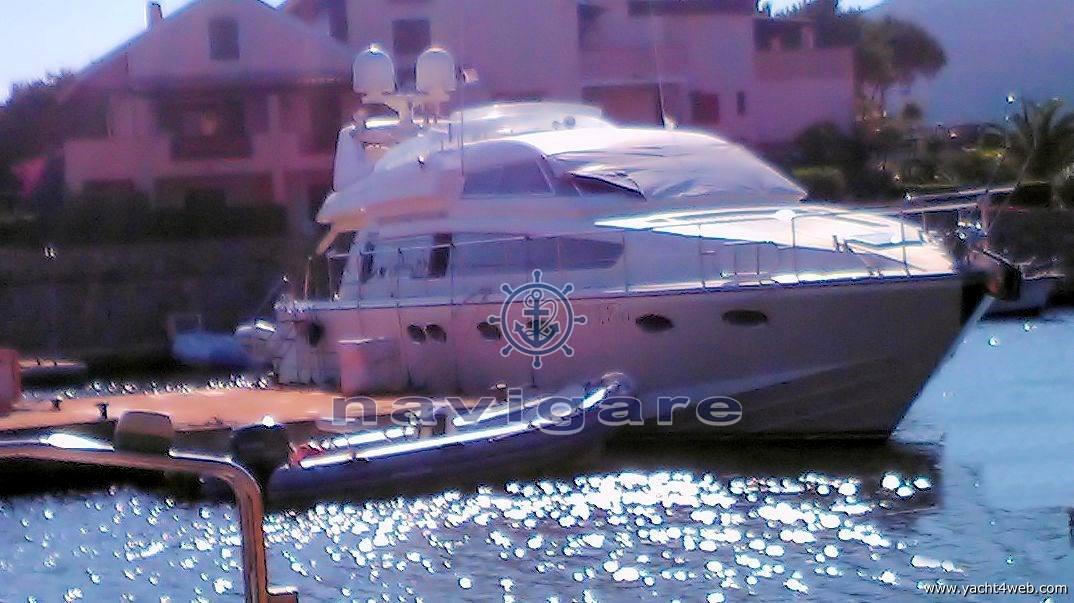 POSILLIPO Technema 55 Motor yacht used