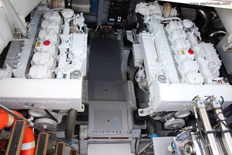 Uniesse Marine UNIESSE 54 SPORT محرك اليخت