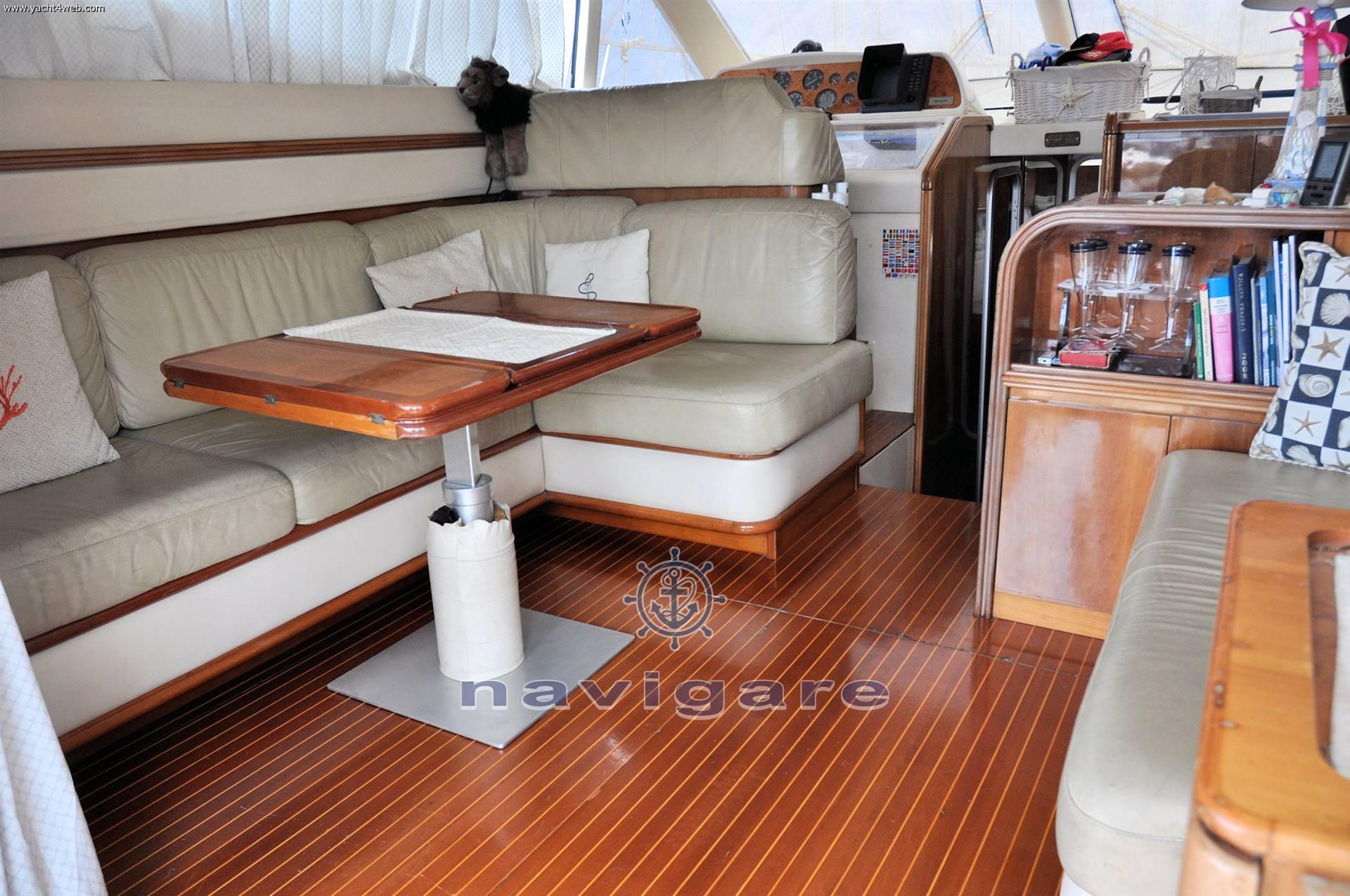 Azimut Az 43 barca a motore
