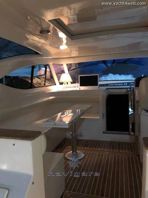 Cayman 43 wa barca a motore
