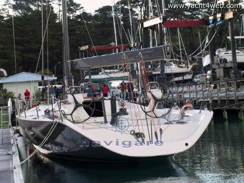 BAKEWELL WHITE YACHT Pocket maxi 67 Sailing boat used for sale