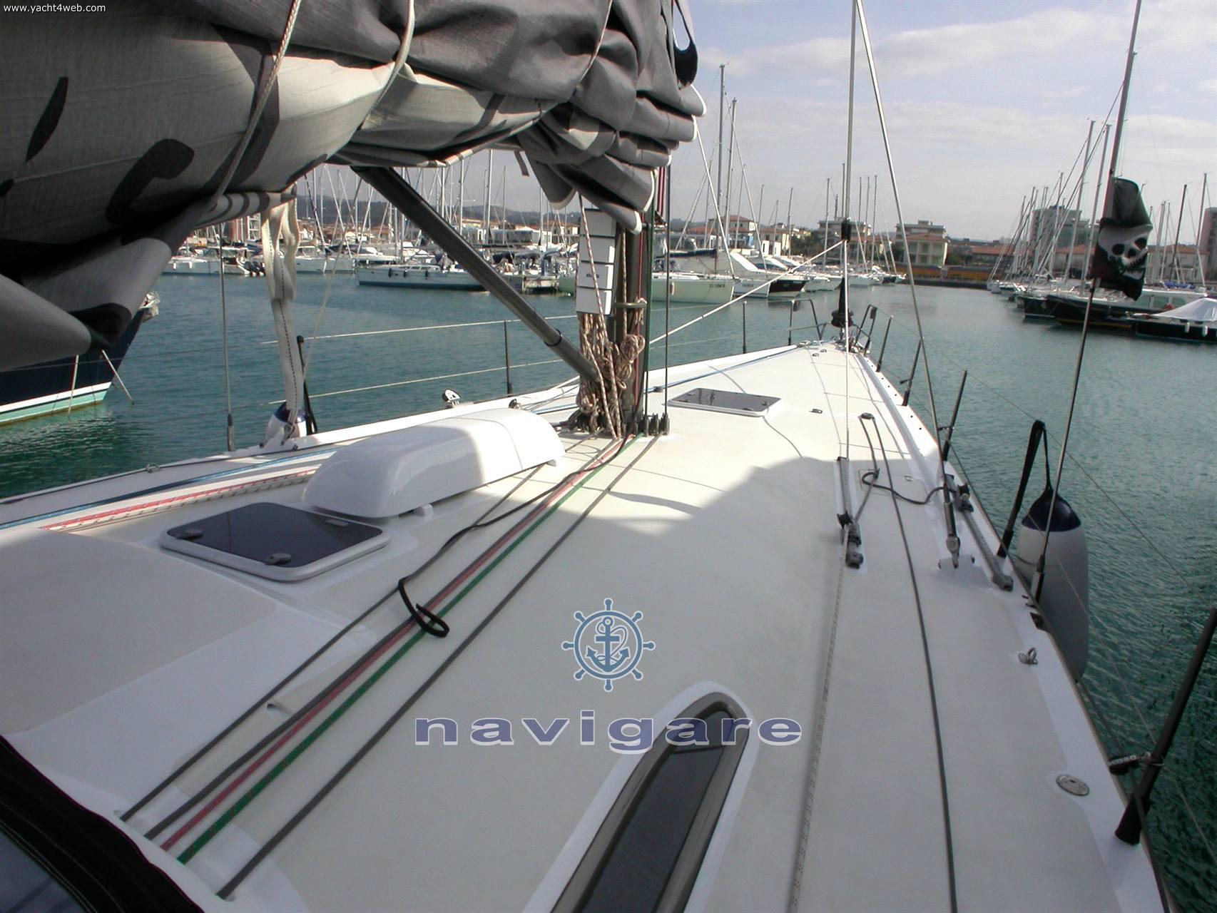 BAKEWELL WHITE YACHT Pocket maxi 67 sailing boat