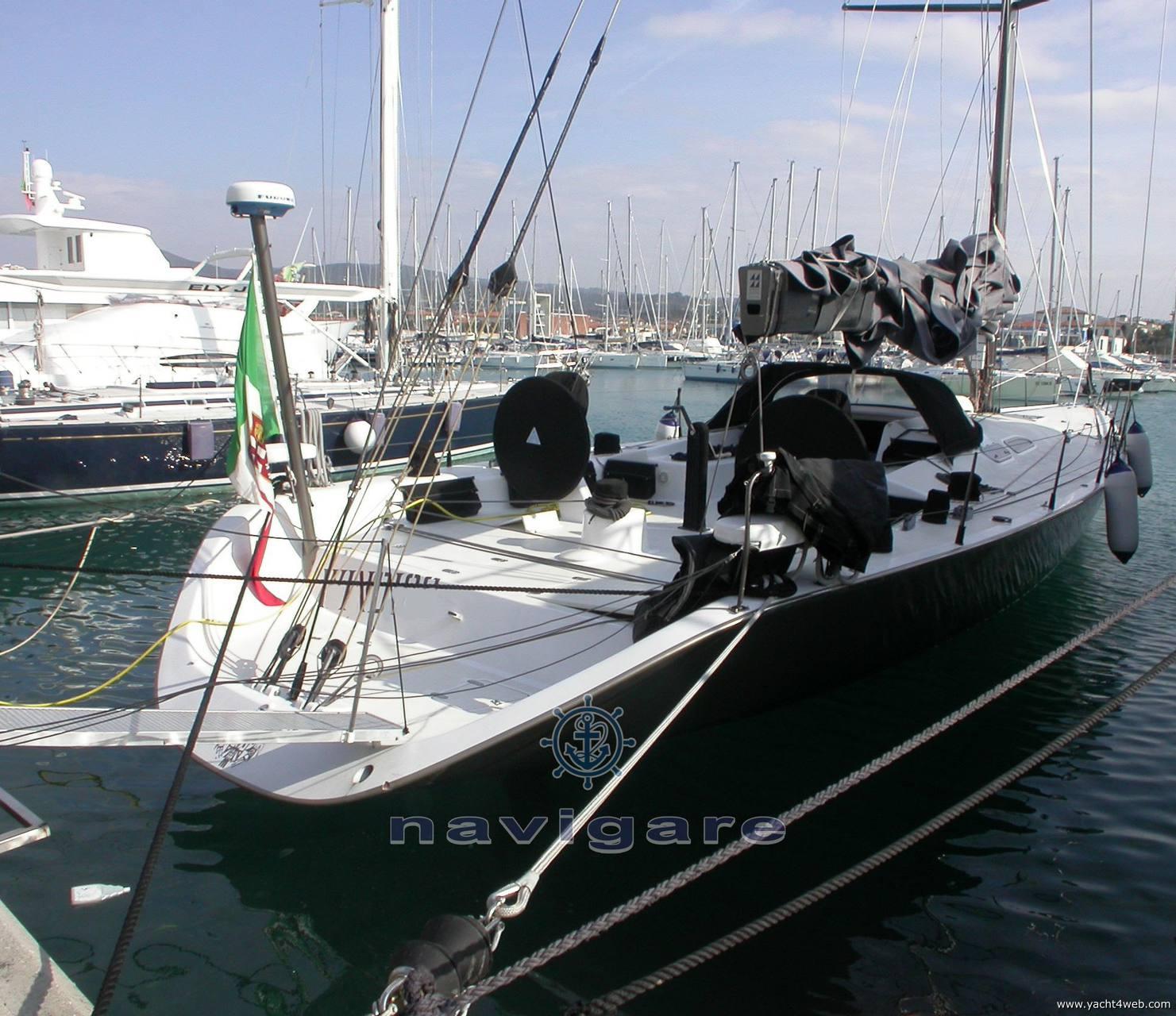 BAKEWELL WHITE YACHT Pocket maxi 67 Sail cruiser used